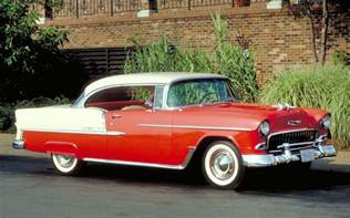 1955 chevrolet bel air sport coupe photo 1
