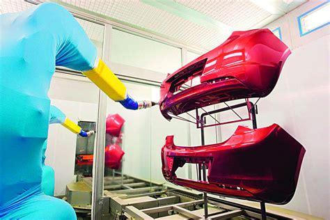Lackierung Von Kunststoff by Bauteils 228 Tze Aus Kunststoff Im Automobilstandard