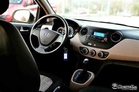 Hyundai Grand I10 Images Interior by Test Drive Hyundai Grand I10 Ce 243 N Peso Pluma Racing5