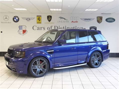 range rover build range rover sport build by 28 images expedition portal