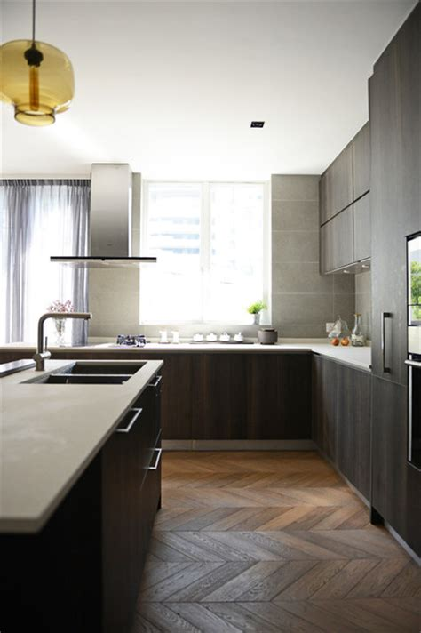 Kitchen Hoo contemporary kitchen hong kong by hoo