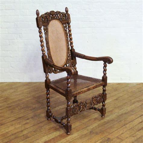 victorian style armchair victorian carolean style armchair 394610