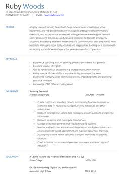 a good resume for law enforcement job in texas | 25+ best
