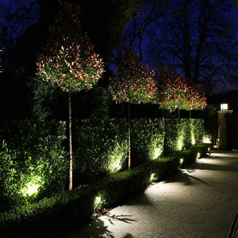 hton led floodlight garden pathways john cullen