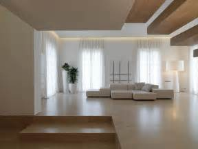 Minimalist Home Interior Design by 100 Decors Minimalist Interior