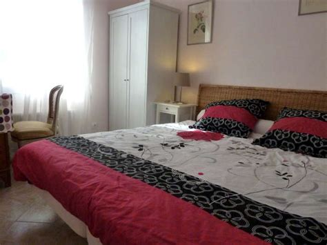 rose bedroom rose apartment villa roquette accommodation