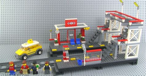 Lego 7937 City Station lego city station 7937 review