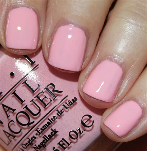 opi light pink colors hawaii collection by opi for summer 2015 vy