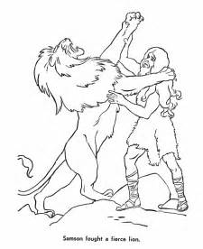 samson coloring page bible story coloring pages rocky mount preschool church