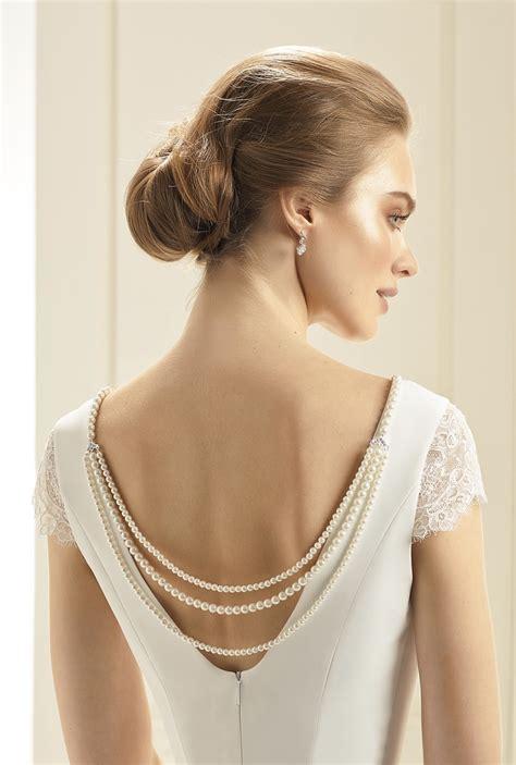 Preiswerte Brautmode by Stilvolle R 252 Ckenkette F 252 R Brautkleider Samyra Fashion