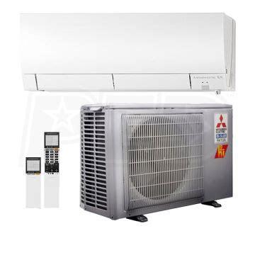 mitsubishi comfort systems mitsubishi mz fh06na 6k btu cooling heating m series