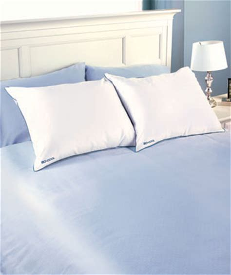 cool bed pillows isotonic 174 iso cool bed pillow the lakeside collection