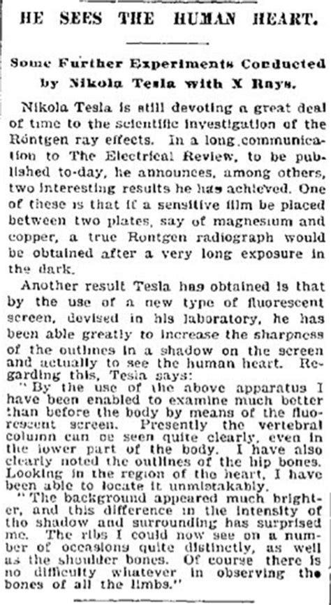 An Engineer S Aspect an engineer s aspect nikola tesla 7 short articles from