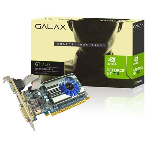 Galax Gt 730 1gb Ddr5 64 Bit galax geforce gt 710 2gb グラフィックスカード