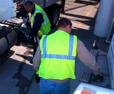 on site delivery & fueling services | geo h. green oil, inc