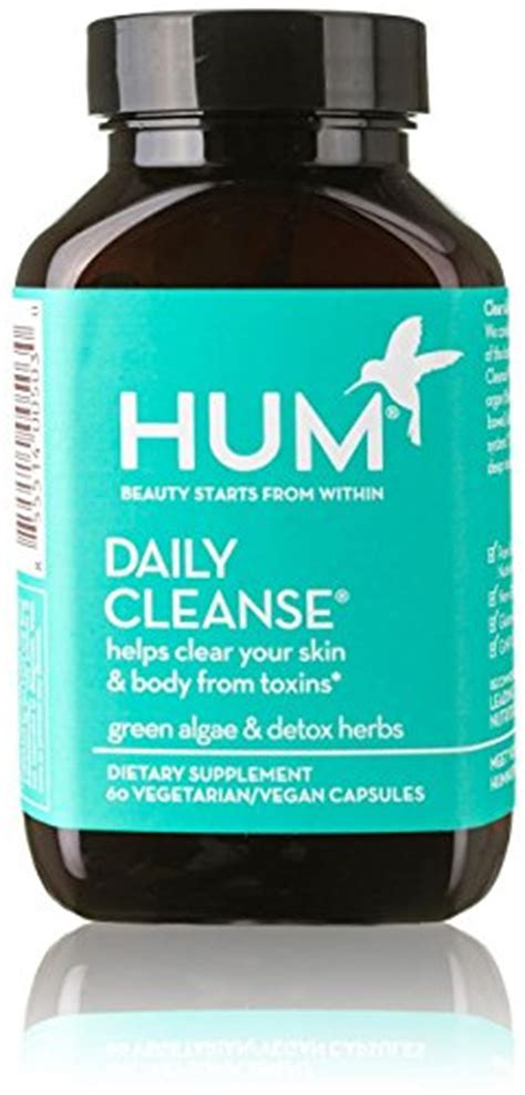 Hum Detox by Hum Nutrition Daily Cleanse 3 Ounce Import It All