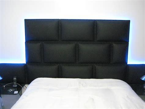 upholstered headboard wall panels masculine black upholstered wall panel headboard for