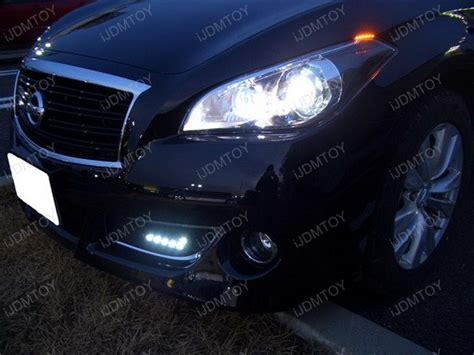 daytime running lights infiniti safety and confidence with w212 daytime running lights for