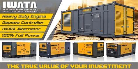 genset generator genset murah generator set genset