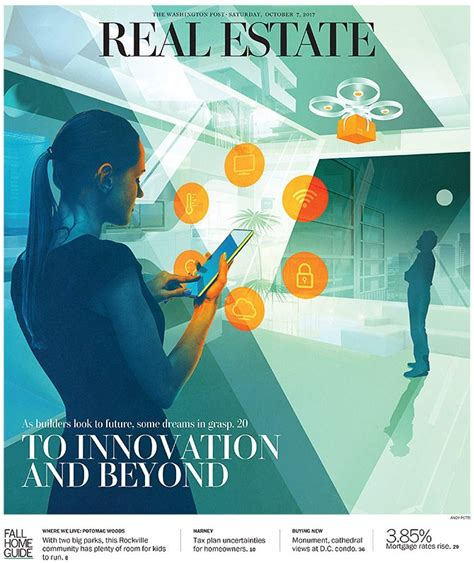 washington post real estate section andy potts to innovation and beyond anna goodson