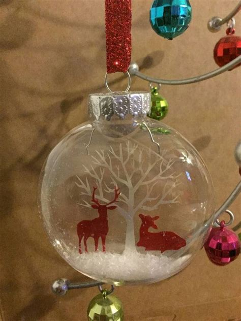 25 unique clear christmas ornaments ideas on pinterest