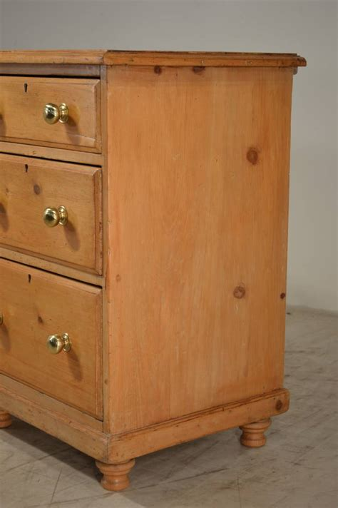 Small Pine Dressers For Sale by 19th Century Pine Dresser Base For Sale At 1stdibs
