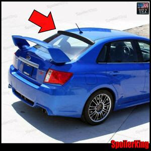 2008 wrx roof spoiler wrx roof spoiler new used vintage automotive parts