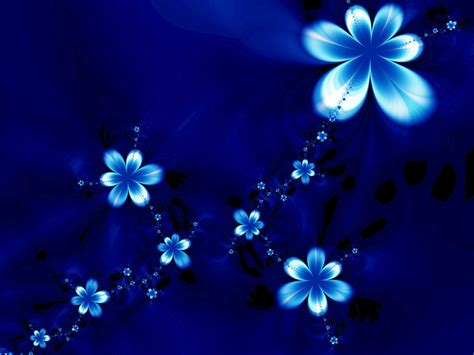 wallpaper blue flowers design blue flower light wallpaper wallpaper wallpaperlepi