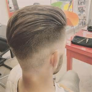 hair tapers at the back introducing the taper fade an essential for modern men s