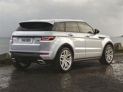 land rover suv price new 2017 land rover range rover evoque price photos
