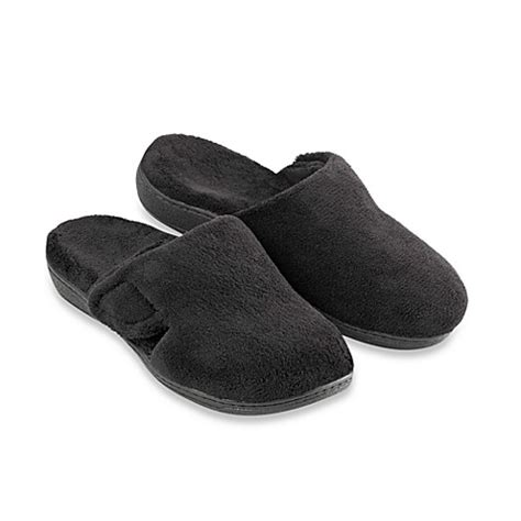 bed bath and beyond slippers orthaheel 174 gemma women s slippers bed bath beyond