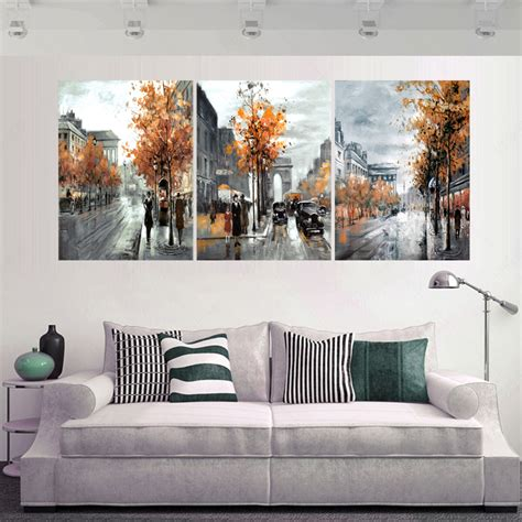 canvas artwork for living room ᑎ 3 modern picture cuadros decoracion decoracion canvas painting pictures