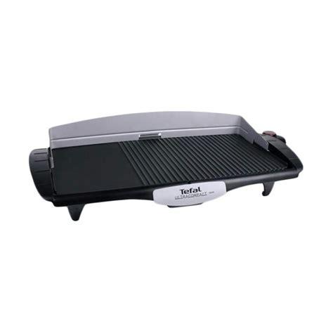 Pemanggang Tefal jual tefal ultra compact grill and gridle pan elektrik 1800 w harga kualitas