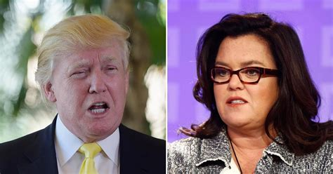 Donald Vs Rosie by Donald Vs Rosie O Donnell Photos Donald S