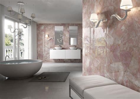 rose quartz bathtub posh precioustone collection brings majestic splendor indoors