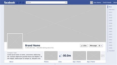facebook timeline banner template images