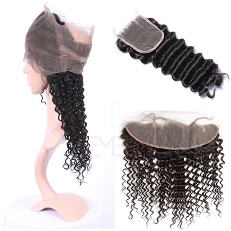 Miou Doll False Eyelashes 055 emeda wave malaysian hair curly human hair weave