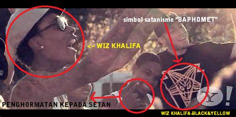 is wiz khalifa illuminati 1001 propaganda wiz khalifa seorang satanist dan