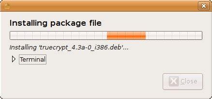 ubuntu tc tutorial truecrypt with gui on ubuntu 7 10