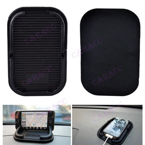 Multi Functional Car Anti Slip Pad Rubber For Phone multi functional car anti slip pad rubber mobile phone shelf antislip mat for gps mp3 cell