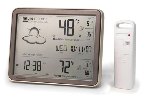 best indoor outdoor wireless thermometer nwc