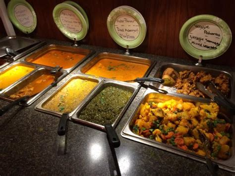 lunch buffet picture of jewel of india restaurant