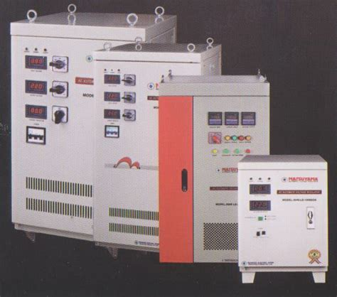 Alat Tes Listrik penstabil tegangan listrik jual stabilizer listrik