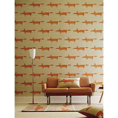 wallpaper for walls john lewis buy scion mr fox paste the wall wallpaper john lewis