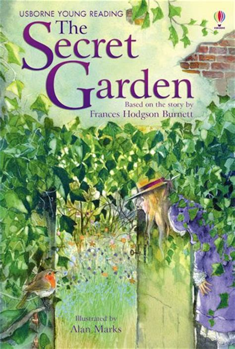 the secret garden at usborne children s books