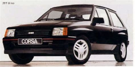 opel corsa gsi 1989 picture gallery motorbase | 2017
