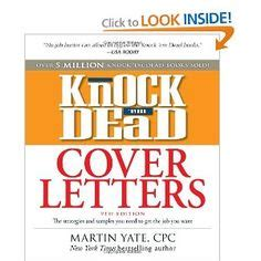 cover letters that knock em dead 1000 images about books resumes cover letters on