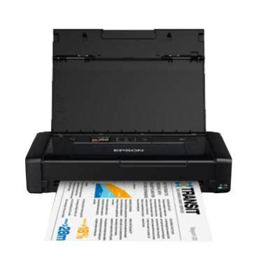 Printer Epson Bhinneka jual epson printer workforce wf 100 merchant topson di bhinneka omjoni