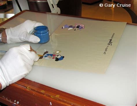 ink paint the of walt disney s animation disney editions deluxe disney animation cels all ears 174 guest