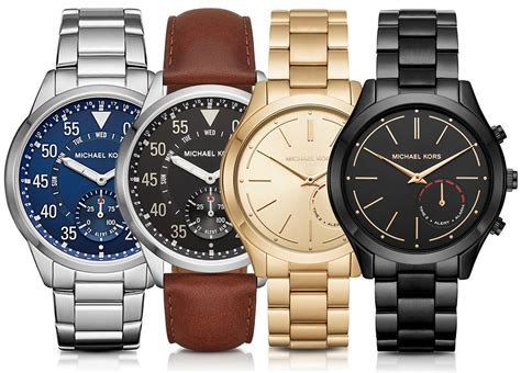 Smartwatch Mk michael kors access smart watches ablogtowatch